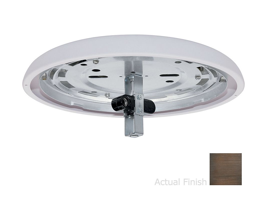 Casablanca K2C Fan Light Kit Brushed Cocoa Ceiling Fan Accessories
