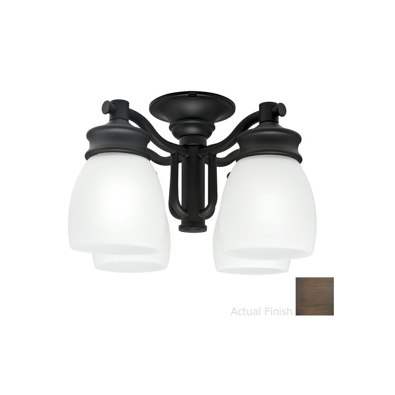 Casablanca KGC12A Outdoor 4 Light Wet Rated Integrated CFL Fixture