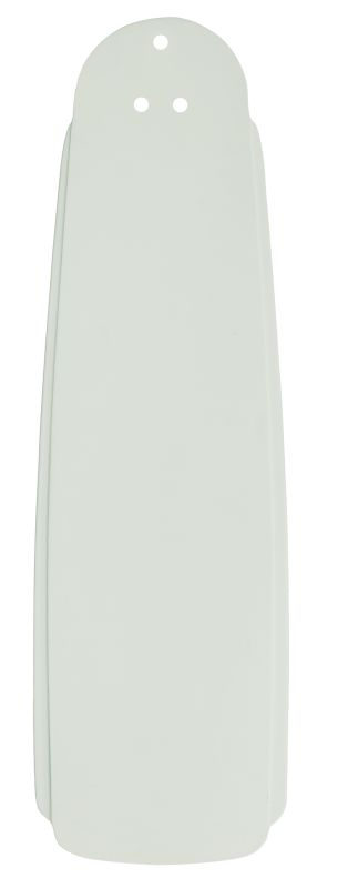 "Casablanca 99017 58""-60"" Span All-Weather ABS Fan Blades Cottage White"