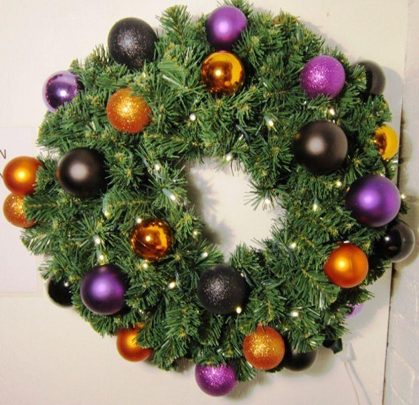 """Christmas at Winterland WL-GWSQ-06-HALL-LWW Halloween 72"""" Wide 1400 Sale $565.48 ITEM: bci2967735 ID#:WL-GWSQ-06-HALL-LWW :"""