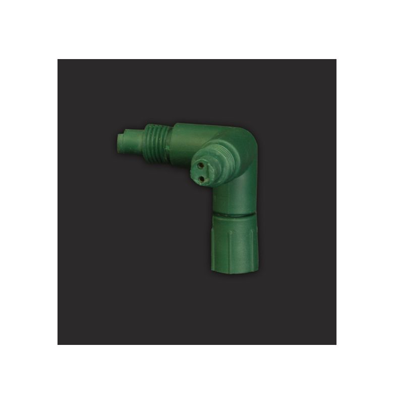 Christmas at Winterland C-ELBTAP-1G Commercial Grade A Elbow Tap Green