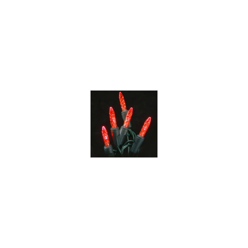 Christmas at Winterland S-70M5RE-4G 23 Foot String of Red M5 LED Sale $19.15 ITEM: bci2045233 ID#:S-70M5RE-4G :