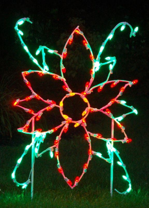 Christmas at Winterland WL-GM102-LED LED Light Poinsettia Flower Sale $190.08 ITEM: bci2044977 ID#:WL-GM102-LED :