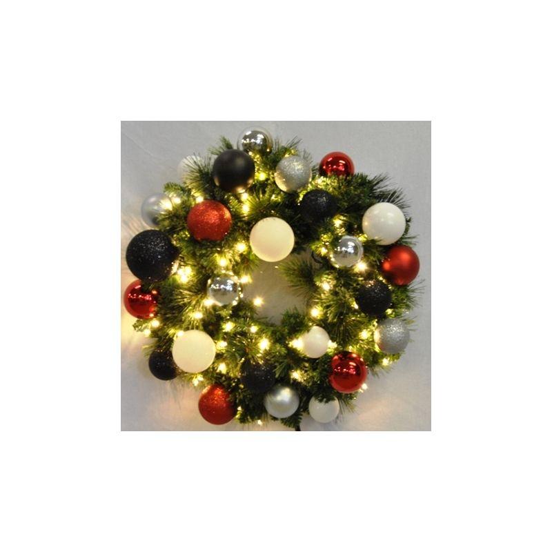 Christmas at Winterland WL-GWBM-02-MOD-LWW 2 Foot Pre-Lit Warm White