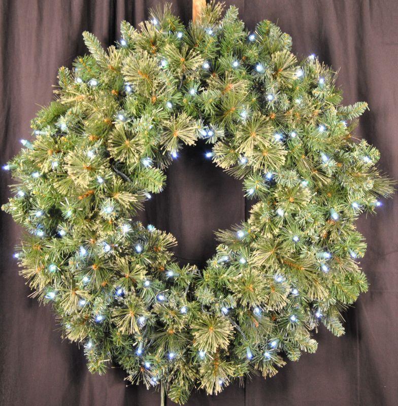 Christmas at Winterland WL-GWBM-04-LPW 4 Foot Pre-Lit Pure White LED
