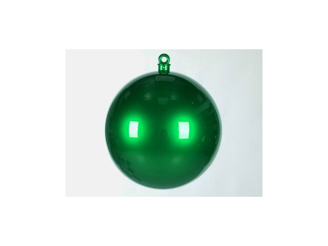 Christmas at Winterland WL-ORN-BALL-600-GR 23.6 Inch Ball Ornament