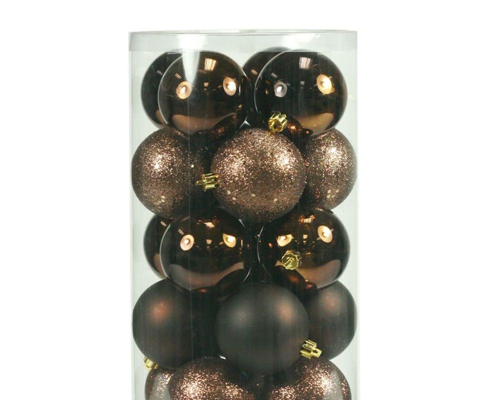 Christmas at Winterland WL-ORNTUBE-70-BR 2.5-Inch Plastic Shatterproof Sale $72.58 ITEM: bci2044562 ID#:WL-ORNTUBE-70-BR :