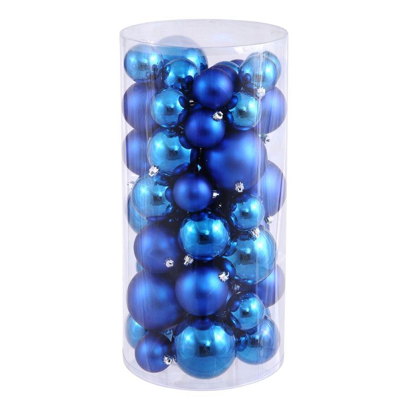 Christmas at Winterland WL-ORNTUBE-80-BL 3-Inch Plastic Shatterproof Sale $104.02 ITEM: bci2044575 ID#:WL-ORNTUBE-80-BL :