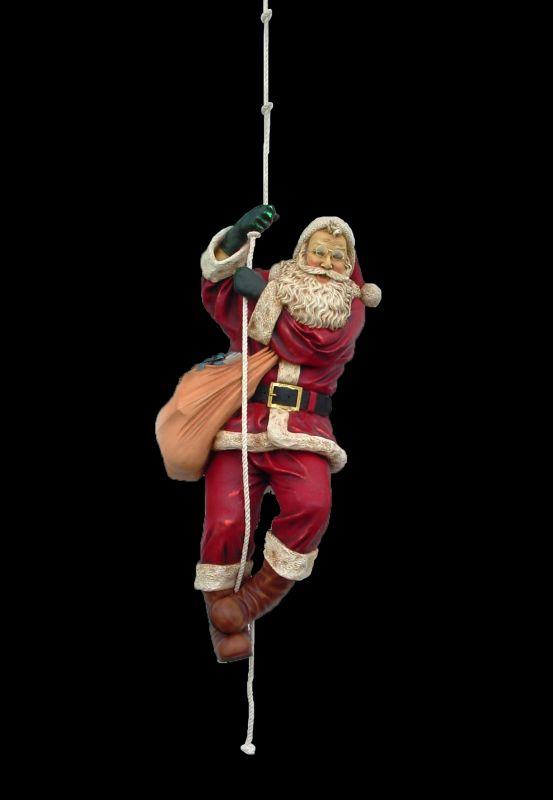 Christmas at Winterland WL-SANTA-66-HANGING 66 Inch Life Size Santa
