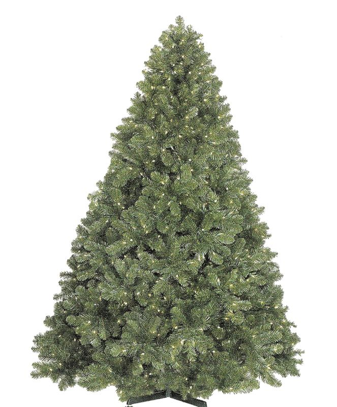 Christmas at Winterland WL-TRNAT-7.5-LWW 7.5 Foot Artificial Christmas