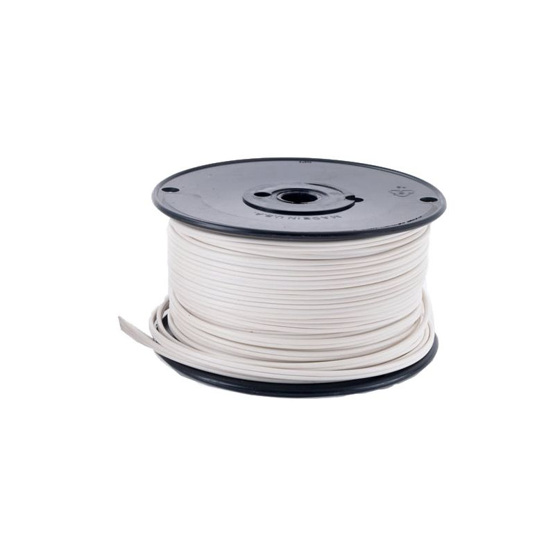 Christmas at Winterland ZIPCORD-500-18W 500 Foot 18 Gauge SPT-1 White