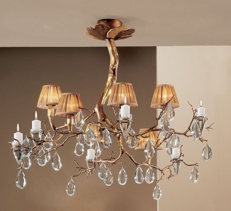 "Classic Lighting 10026 41"" Crystal Chandelier from the Morning Dew Sale $5860.80 ITEM: bci1306209 ID#:10026 NBZ :"