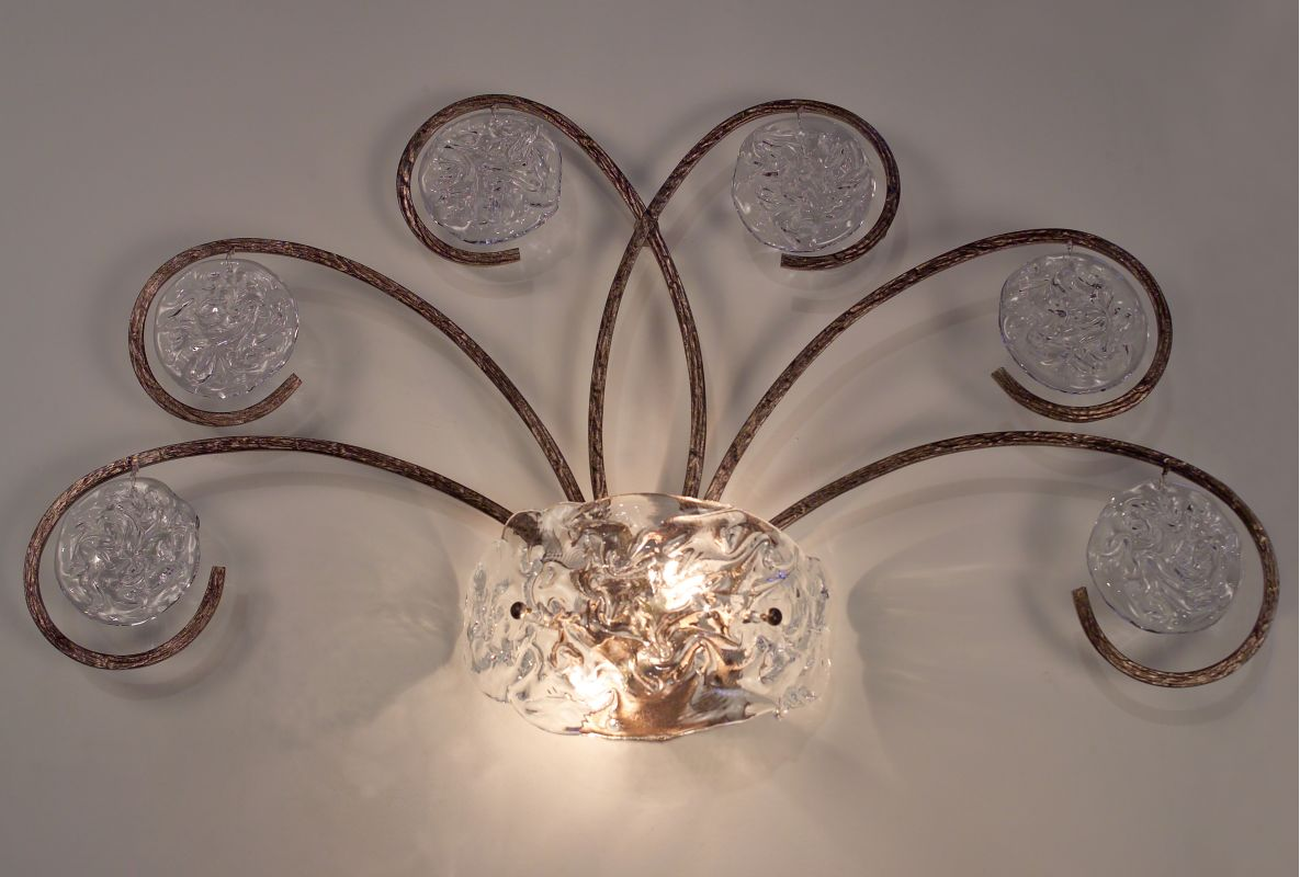 "Classic Lighting 10043 24"" Artistic Sconces from the Celeste"