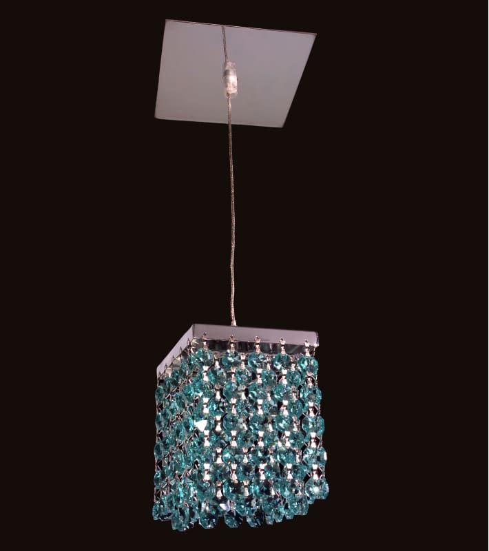Classic Lighting 16101-CH Bedazzle 1 Light Pendant with Crystal Sale $208.80 ITEM: bci1300952 ID#:16101 AG UPC: 729587337551 :