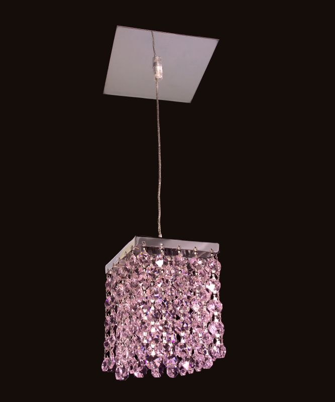 Classic Lighting 16101-CH Bedazzle 1 Light Pendant with Crystal Sale $208.80 ITEM: bci1300955 ID#:16101 PNK UPC: 729587337650 :