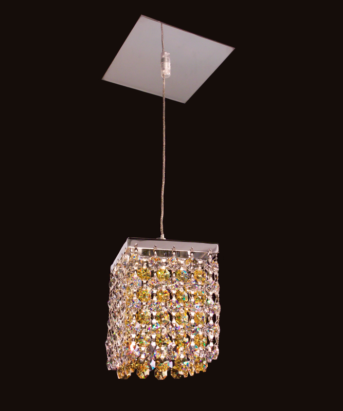 Classic Lighting 16101-CH Bedazzle 1 Light Pendant with Crystal Sale $396.00 ITEM: bci2158758 ID#:16101 S-SLT UPC: 729587337995 :