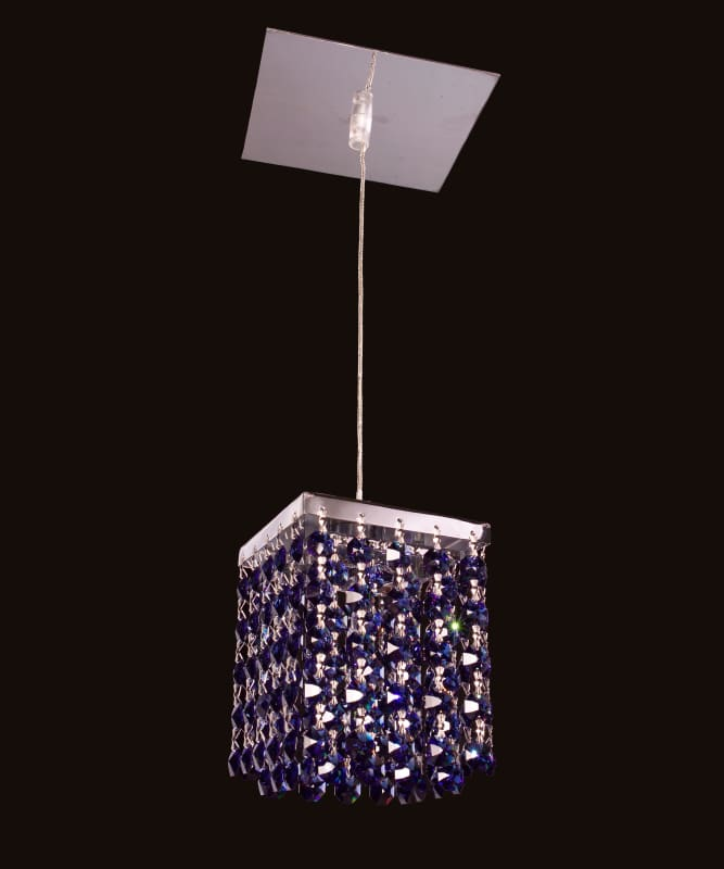 Classic Lighting 16101-CH Bedazzle 1 Light Pendant with Crystal Sale $415.80 ITEM: bci1302503 ID#:16101 SDS UPC: 729587337827 :