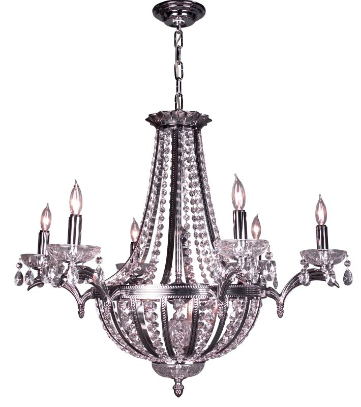 "Classic Lighting 1926-CHB 26"" Crystal Chandelier from the Terragona Sale $2835.00 ITEM: bci1305417 ID#:1926 CHB S :"