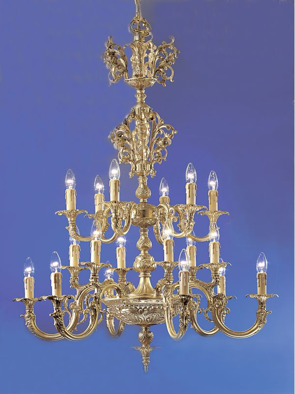 "Classic Lighting 5718-SBB 50"" Crystal Cast Brass Chandelier from the Sale $4089.60 ITEM: bci1305821 ID#:5718 SBB C :"