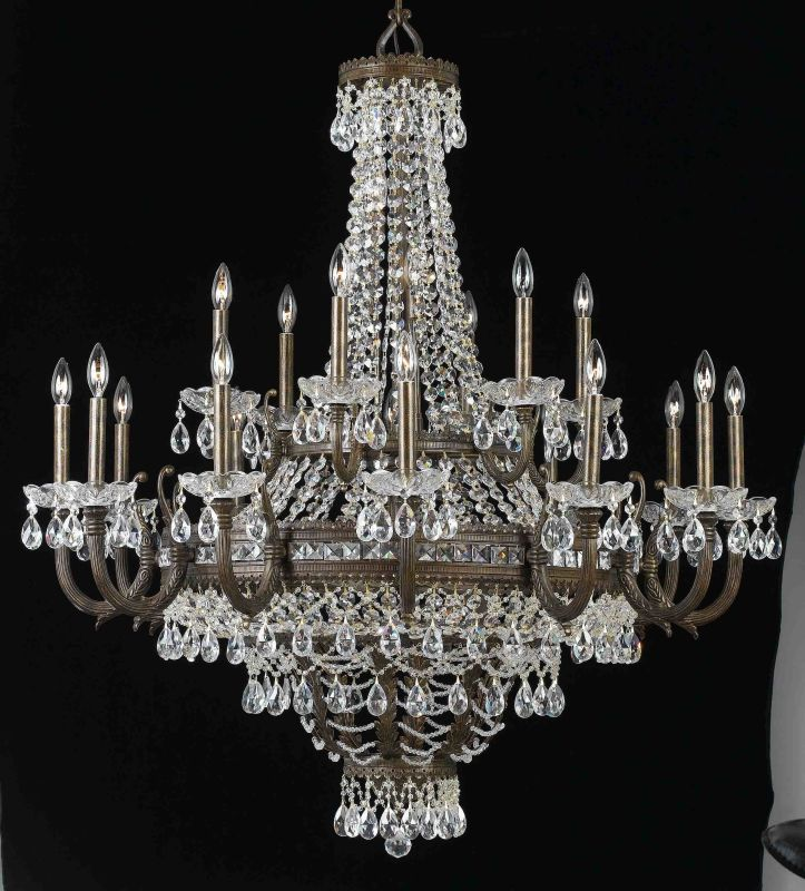 Classic Lighting 68919-EBG Contessa 30 Light Empire Crystal Chandelier Sale $5688.00 ITEM: bci1306436 ID#:68919 EBG CP :