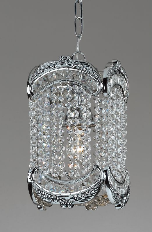 Classic Lighting 69764-CH Emily 3 Light Pendant with Crystal Accents Sale $900.00 ITEM: bci1303782 ID#:69764 CH S UPC: 729587372231 :