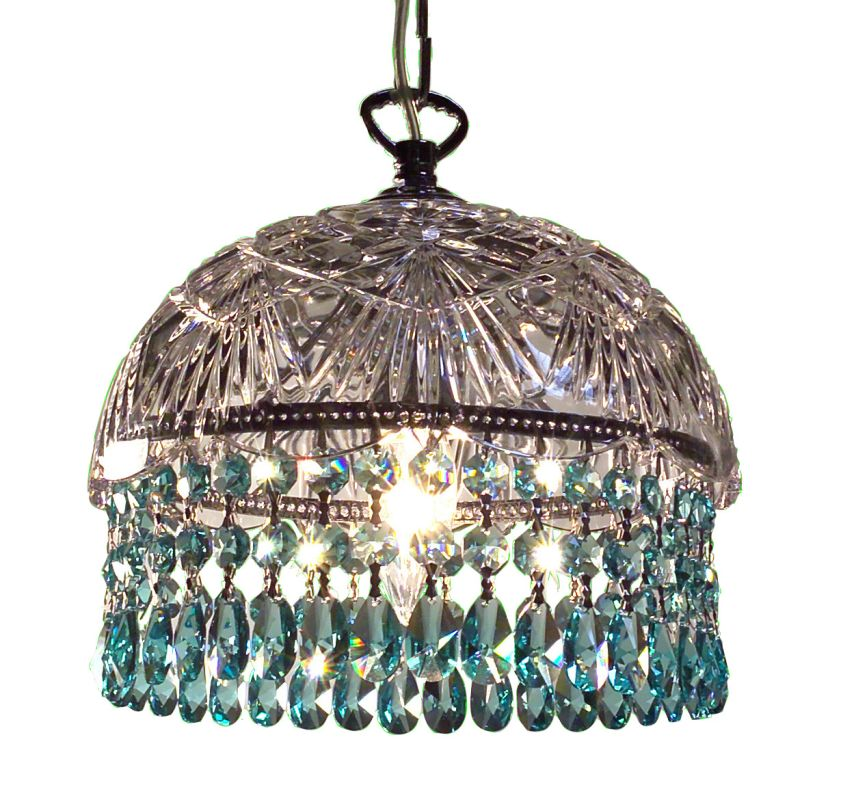Classic Lighting 8220-CH Prague 1 Light Pendant with Crystal Accents Sale $495.00 ITEM: bci1302980 ID#:8220 CH AG UPC: 729587328412 :