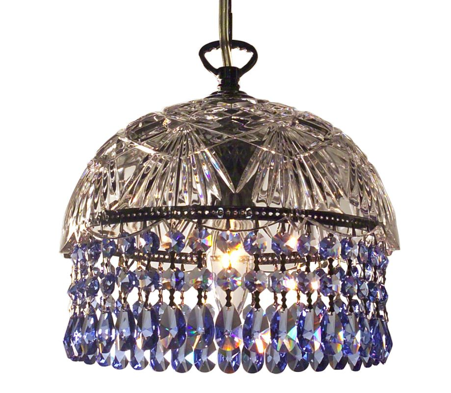 Classic Lighting 8220-CH Prague 1 Light Pendant with Crystal Accents Sale $495.00 ITEM: bci1302984 ID#:8220 CH SAP UPC: 729587328467 :