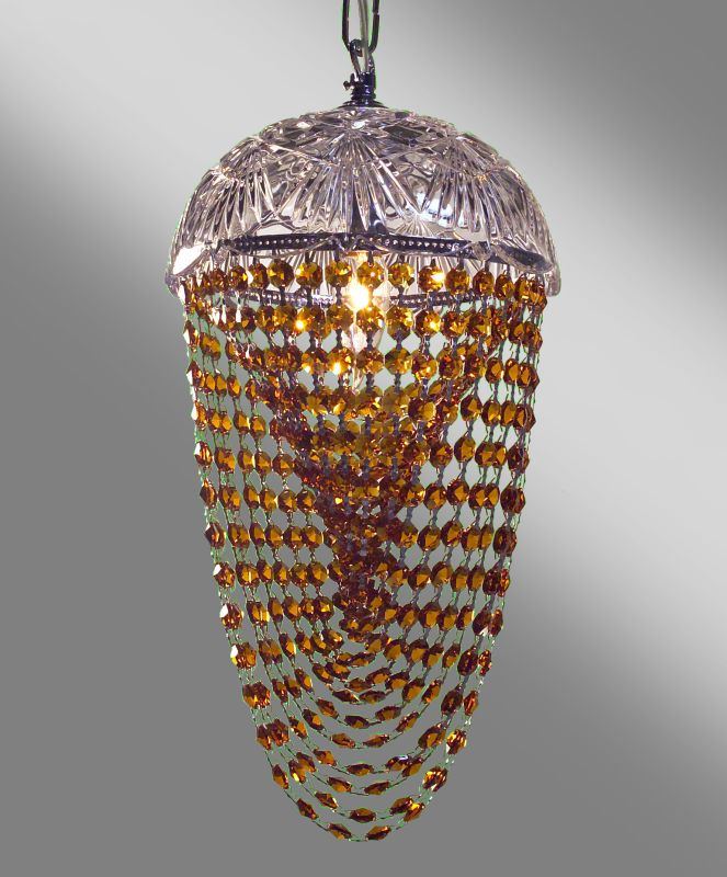 Classic Lighting 8223-CH Prague 1 Light Pendant with Crystal Accents Sale $664.20 ITEM: bci1303272 ID#:8223 CH AM UPC: 729587328634 :