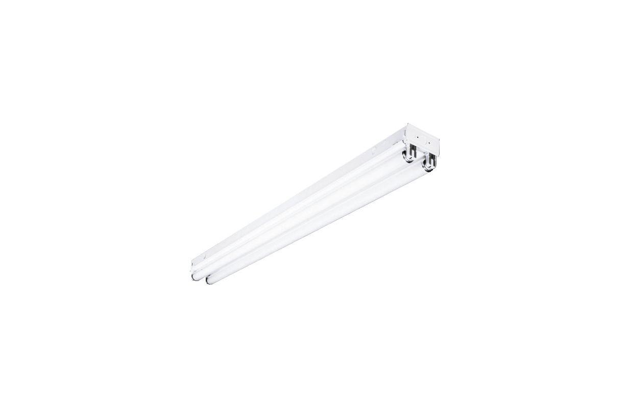 "Columbia Lighting CS8-232-4EU 2 Lamp 4.5"" Wide x 8´ Length 32 Watt"