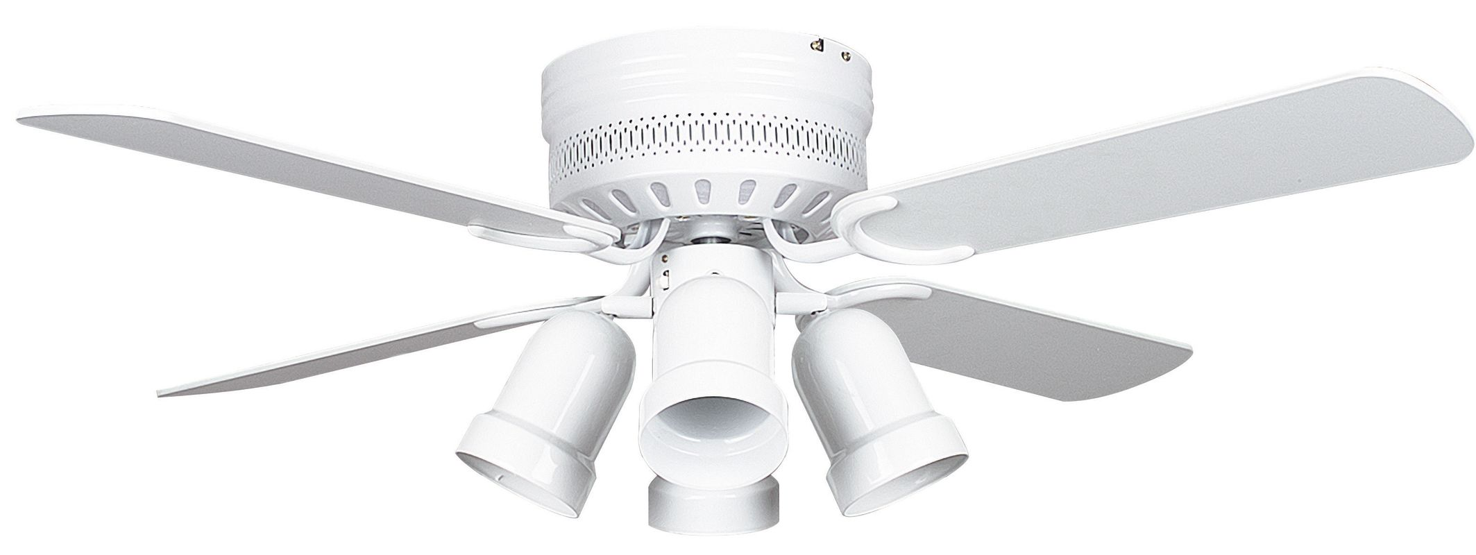 "Concord 42HUG4WH 4 Blade 42"" Ceiling Fan from the Commercial Select"