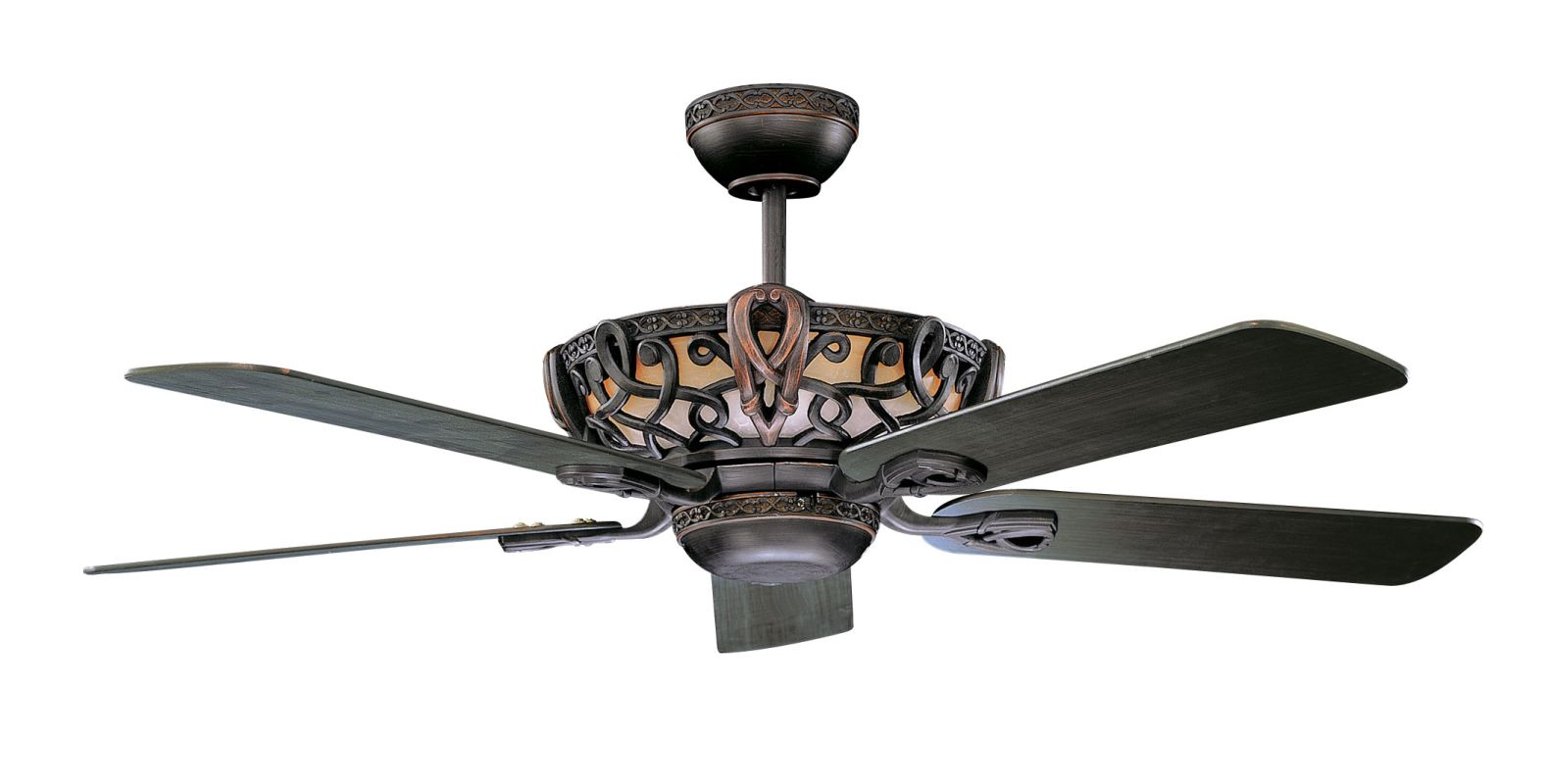 "Concord 52AC5 52"" 5 Blade Ceiling Fan with Blades from the Aracruz"