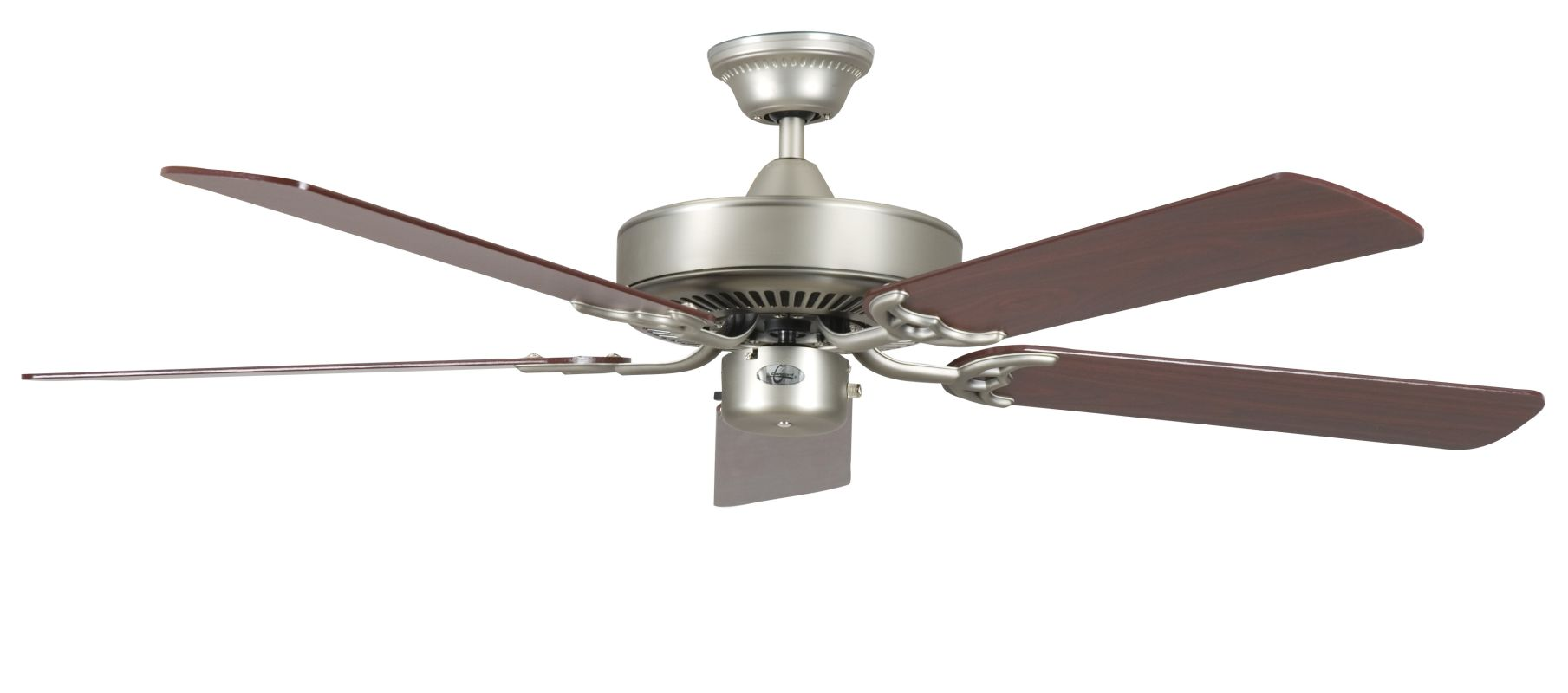 "Concord 52CH5 4 or 5 Blade Interchangeable 52"" Indoor Ceiling Fan with"