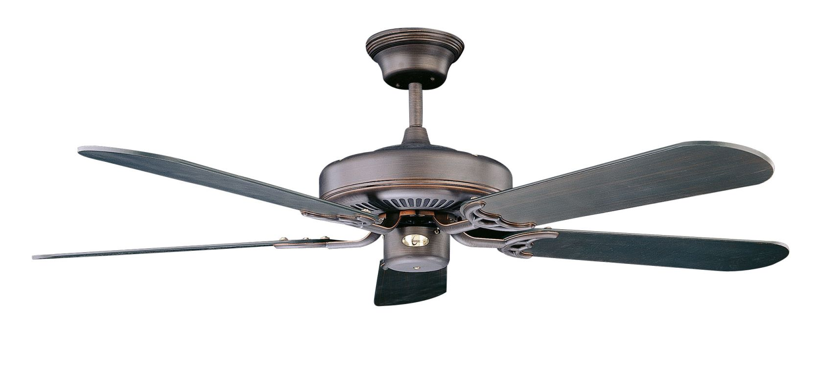 "Concord 52DCO5W Indoor 5 Blade 52"" Ceiling Fan with Blades from the"