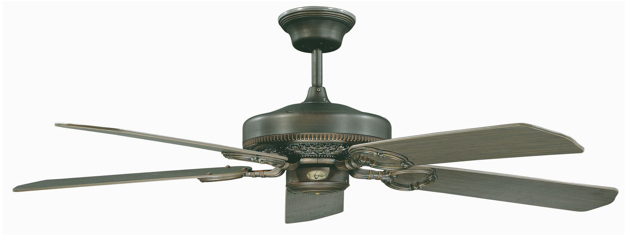 "Concord 52FQ5 5 Blade Indoor 52"" Ceiling Fan with Blades Included from"