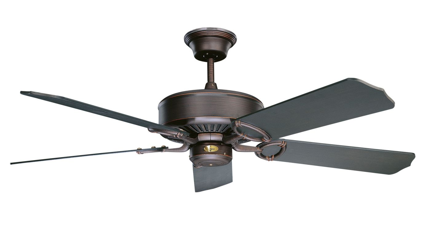 "Concord 52MA5 52"" Indoor 5 Blade Ceiling Fan with Blades Included from"