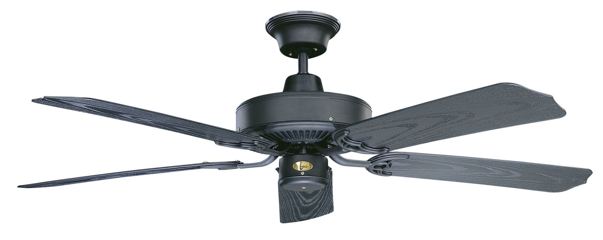 """Concord 52NA5 Indoor/Outdoor 52"""" 5 Blade Ceiling Fan - Blades Included"""