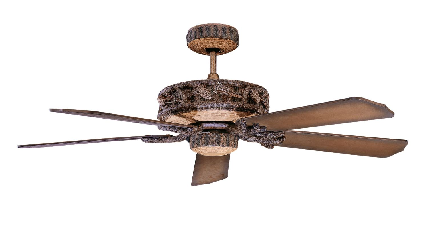 "Concord 52PD5 5 Blade Ceiling Fan with 52"" Blades Included from the Sale $338.00 ITEM: bci1511495 ID#:52PD5OWL :"