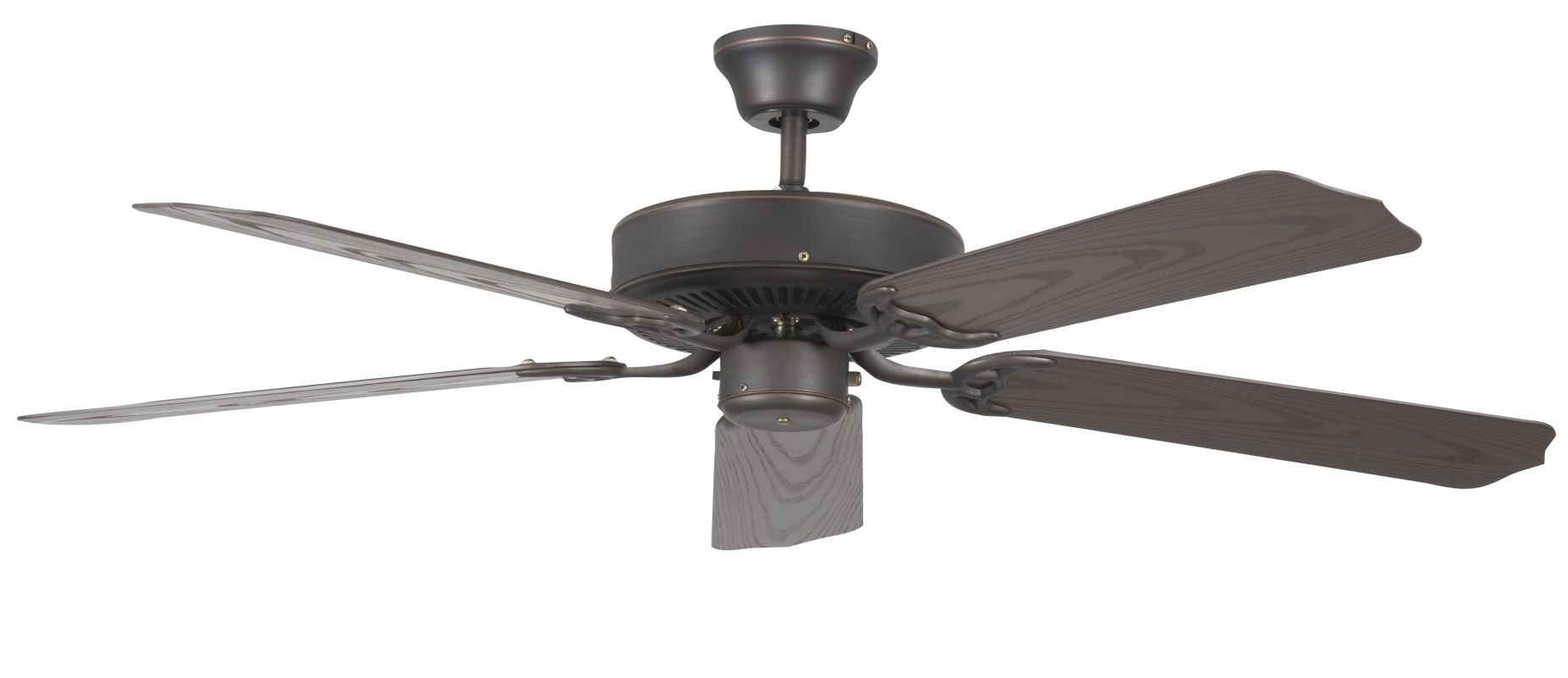 "Concord 52POR5 Indoor/Outdoor 5 Blade 52"" Ceiling Fan with Blades from"