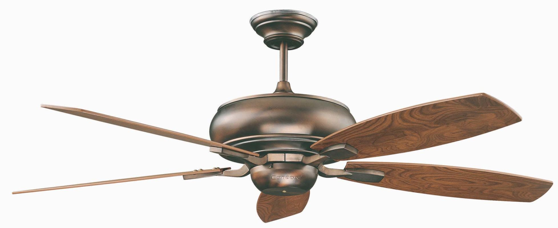 "Concord 60RS5 Roosevelt 60"" 5 Blade Indoor Ceiling Fan with Blades and"