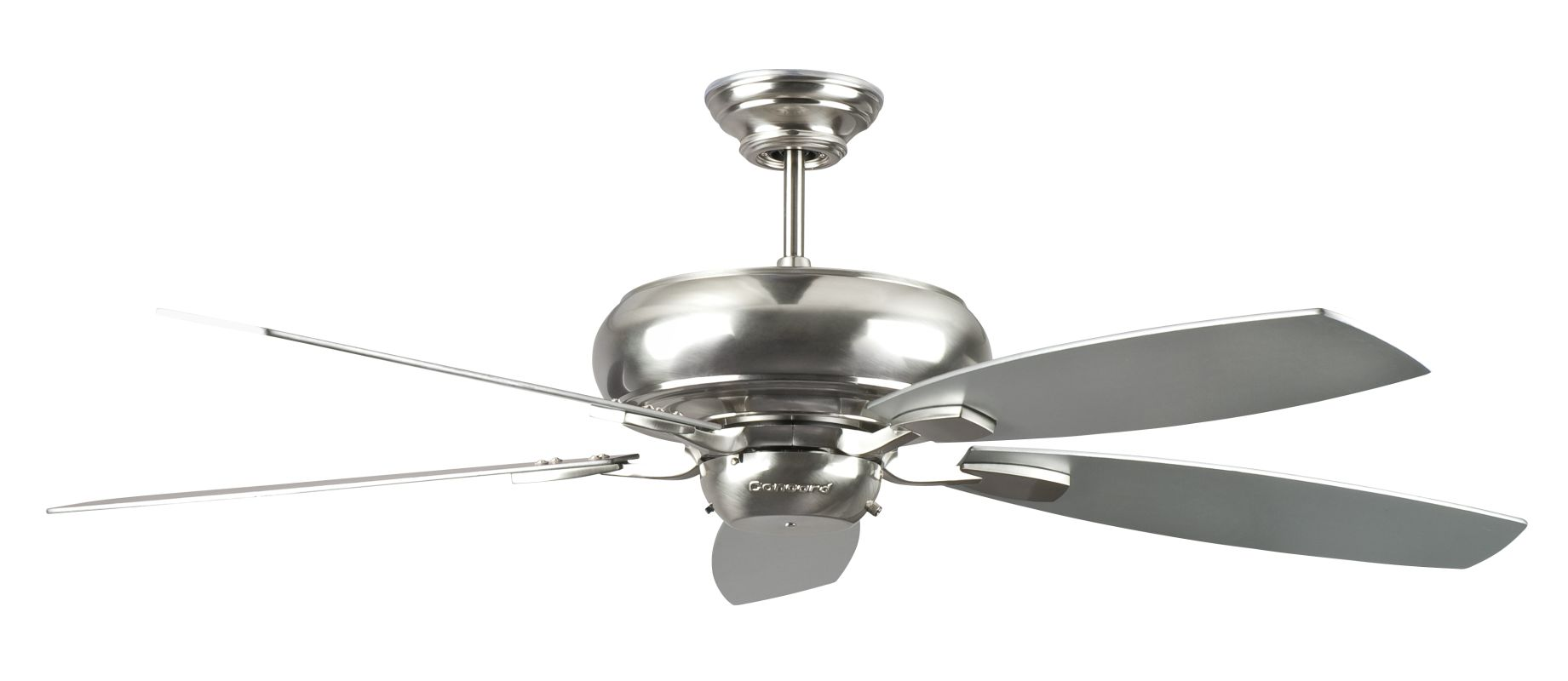 Concord 70RS5 5 Blade 70 Inch Roosevelt Indoor Ceiling Fan Stainless