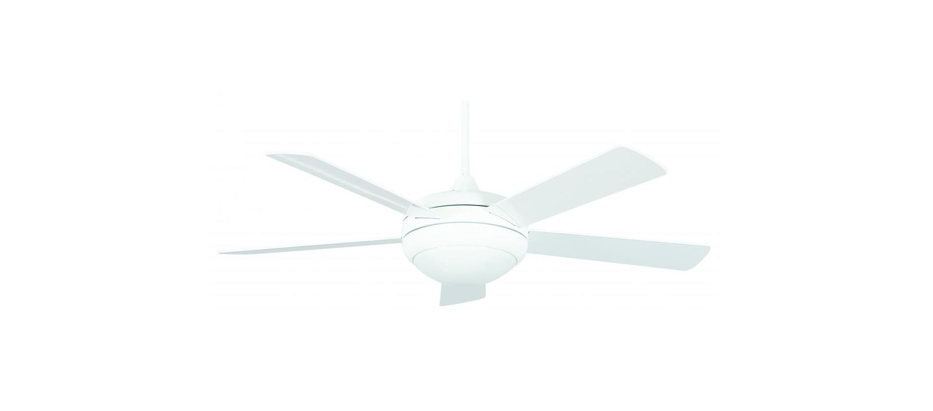 """Concord 52SAT5E Energy Star Certified 5 Blade 52"""" Ceiling Fan with"""