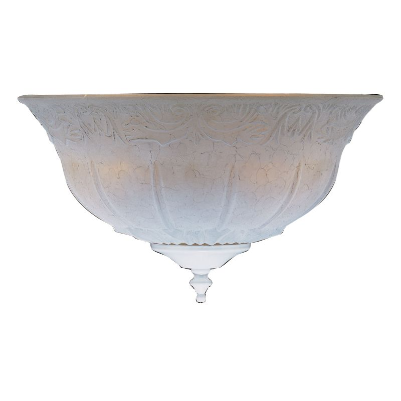 "Concord G-1201 12"" Bowl Glass Shade Champagne Scavo Ceiling Fan"
