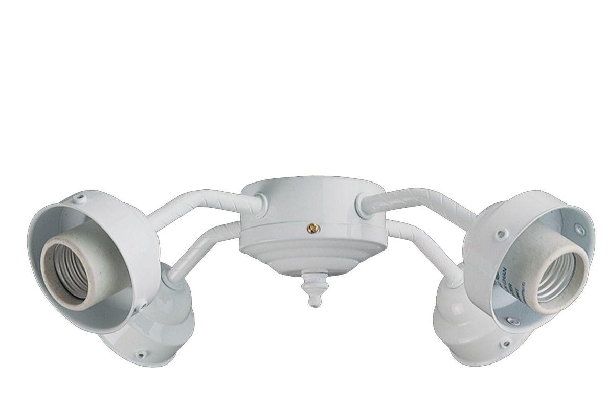 Concord Y-401CG-S 4 Light 160 Watt Light Kit with 40 Watt Candelabra Sale $36.00 ITEM: bci1512116 ID#:Y-401CG-S-WH :
