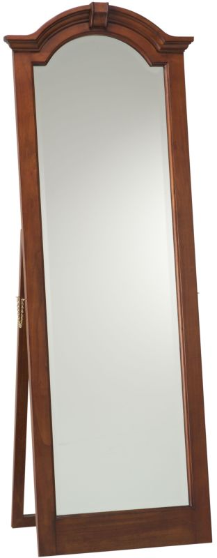 "Cooper Classics 108 Traditional Cheval 68"" X 24.5"" Wall Mirror Lodge"