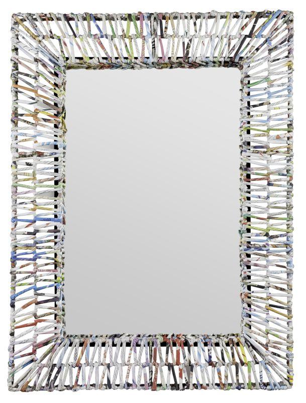 "Cooper Classics 40311 Malone 31.5"" X 23.75"" Rectangular Wall Mirror"