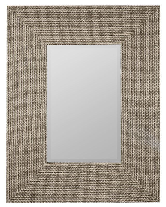 "Cooper Classics 40361 Oberline 35.5"" X 27.75"" Rectangular Wall Mirror"