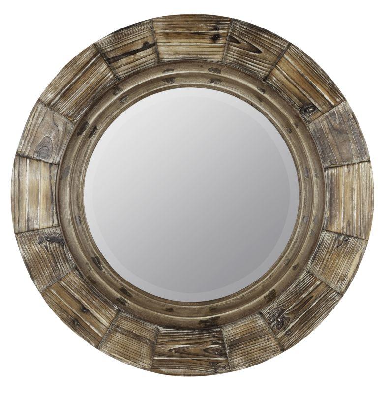 """Cooper Classics 40379 Bellini 30.75"""" X 30.75"""" Round Wall Mirror"""