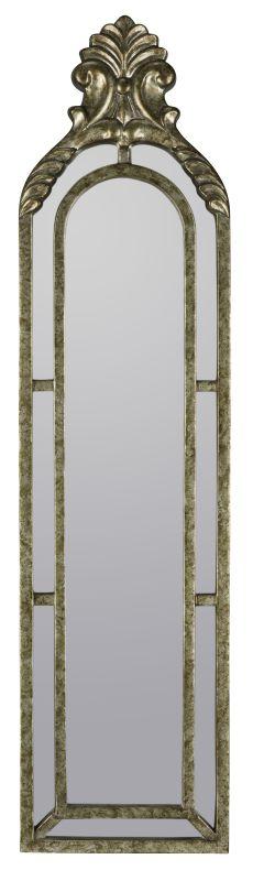 """Cooper Classics 40564 Muni 48.5"""" X 12"""" Wall Mirror Antique Gold Home"""