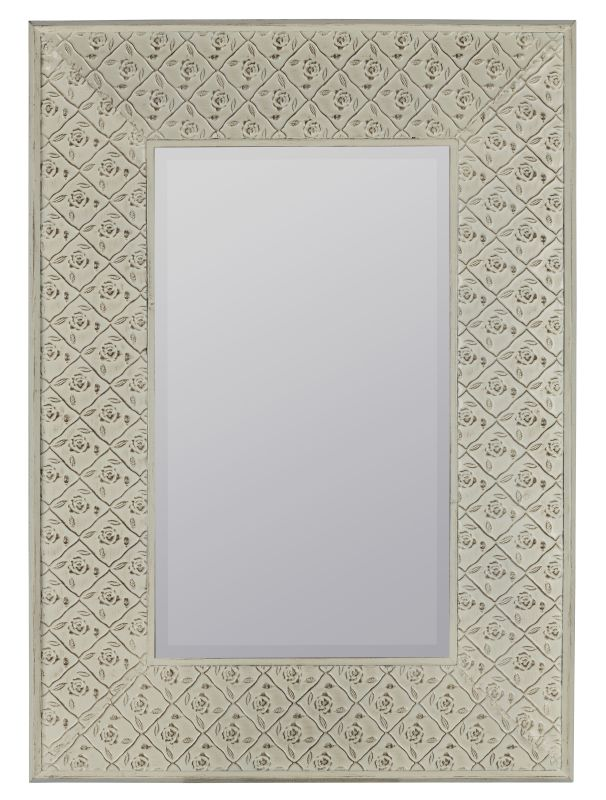 "Cooper Classics 40756 Ashley 41.5"" X 29.5"" Rectangular Wall Mirror"