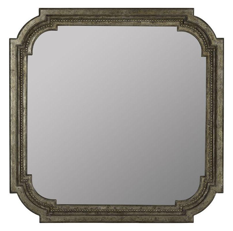"""Cooper Classics 40941 Hedy 36"""" X 36"""" Mirror Aged Champagne Home Decor"""